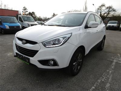 "KKW ""Hyundai ix35 2.0 CRDi"", - Cars and vehicles"