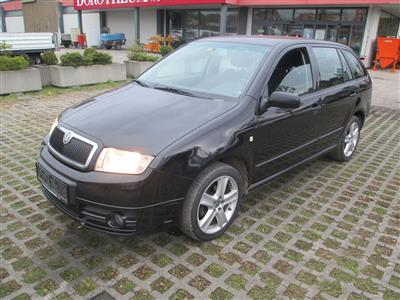 "KKW ""Skoda Fabia Combi Fit 1.9 TDI PD"", - Cars and vehicles"