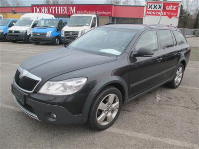 "KKW ""Skoda Octavia Combi Scout 2.0 TDI CR DPF 4 x 4"", - Cars and vehicles"