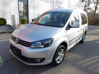 "KKW ""VW Caddy Kombi Comfortline BMT 1.6 TDI DPF"", - Cars and vehicles"