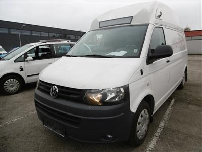 "KKW ""VW T5 Kastenwagen LR 2.0 TDI D-PF 4motion"", - Cars and vehicles"