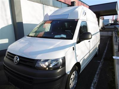 "KKW ""VW T5 Kastenwagen LR 2.0TDI D-PF 4motion"", - Cars and vehicles"