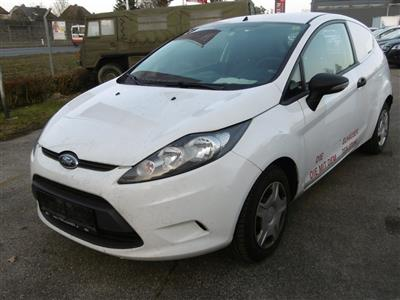 "LKW ""Ford Fiesta Van 1.4 D"", - Cars and vehicles"