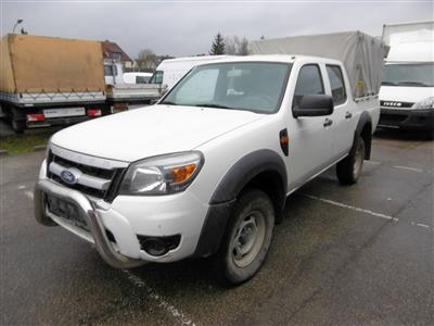 "LKW ""Ford Ranger Doppelkabine 2.5 TDCi"", - Cars and vehicles"