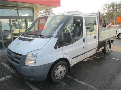 "LKW ""Ford Transit Doka-Pritsche 300M 2.2 TDCi"", - Cars and vehicles"