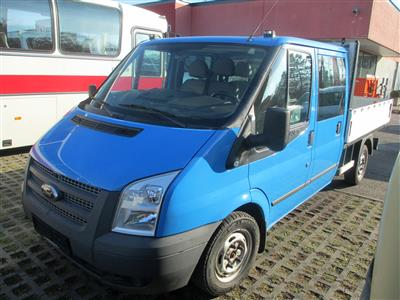 "LKW ""Ford Transit Doka-Pritsche FT 300M 2.2 TDCi"", - Cars and vehicles"