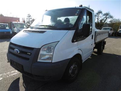 "LKW ""Ford Transit Pritsche 300S 2.2 TDCi"", - Cars and vehicles"