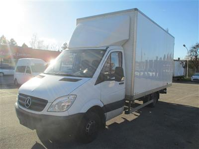 "LKW ""Mercedes Benz Sprinter 516 CDI/43"", - Cars and vehicles"
