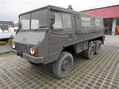 "LKW ""Steyr-Daimler-Puch Pinzgauer 712M 6 x 6"" (3-achsig), - Cars and vehicles"