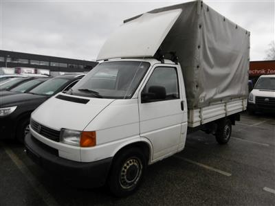 "LKW ""VW T4 Pritsche 2.5 LR TDI"", - Cars and vehicles"
