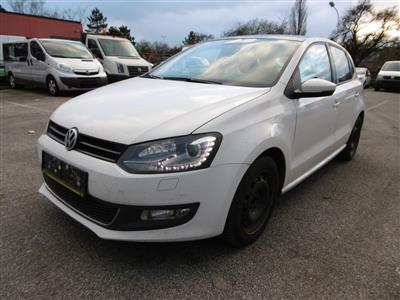 "PKW ""VW Polo Sky 1.6 TDI DPF"", - Cars and vehicles"