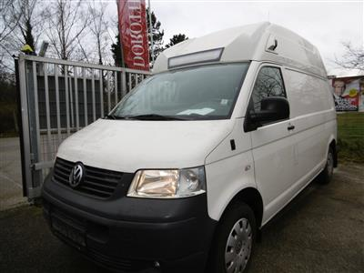 "Spezialkraftwagen ""VW T5 Kastenwagen LR TDI D-PF 4motion"", - Cars and vehicles"