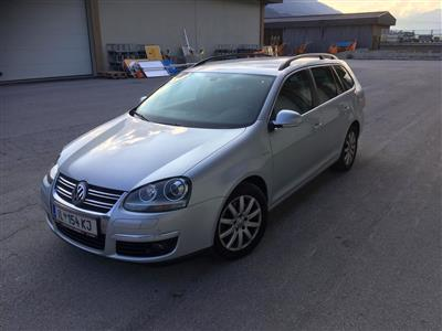"KKW ""VW Golf Variant 1.4 TSI DSG"", - Cars and vehicles ASFINAG & Vorarlberg"