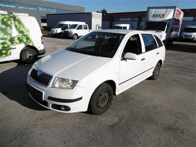"KKW ""Skoda Fabia Combi Luca 1.4 TDI PD"", - Cars and vehicles"