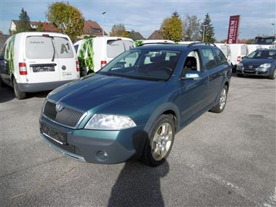 "KKW ""Skoda Octavia Combi Scout 2.0 TDI PD DPF 4 x 4"", - Cars and vehicles"