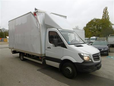 "LKW ""Mercedes Benz Sprinter"", - Cars and vehicles"