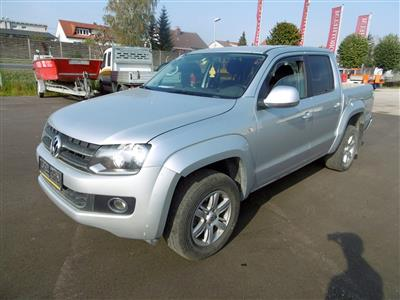 "LKW ""VW Amarok Double Cab Highline BiTDI 4 x 4"", - Cars and vehicles"
