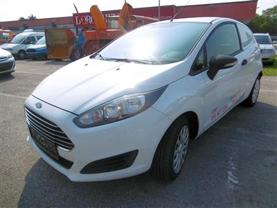 "LKW ""Ford Fiesta Van 1.5 TDCi Basis"", - Cars and vehicles"