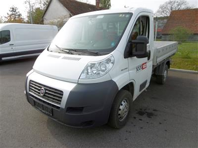 "LKW ""Fiat Ducato Pritsche 115 Multijet"", - Cars and vehicles"