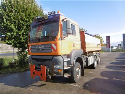 "LKW ""MAN/ÖAF TGA 28.350 6 x 4-4 BL (3-achsig)"", - Cars and vehicles"