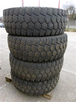 "4 Reifen ""Michelin X"", - Cars and vehicles"
