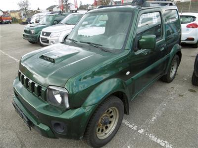 "LKW ""Suzuki Jimny 1.3 VXU"", - Cars and vehicles"