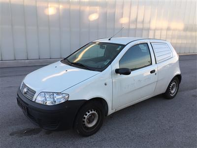 "LKW ""Fiat Punto 1.2 Natural Power Kastenwagen"", - Cars and vehicles"