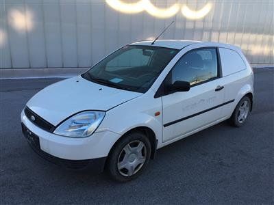"LKW ""Ford Fiesta Kastenwagen 1.4 TDCi"", - Cars and vehicles"
