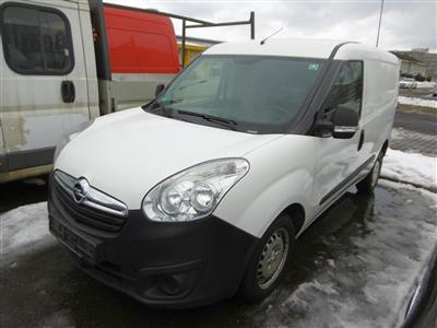 "LKW ""Opel Combo Kastenwagen 1.6 CDTI"", - Cars and vehicles"