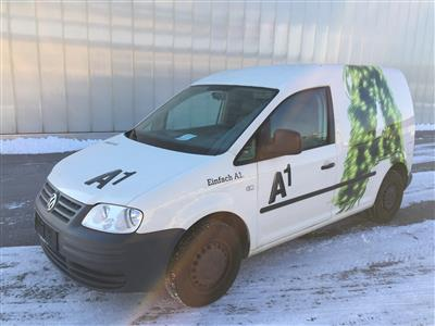 "LKW ""VW Caddy Kastenwagen 2.0 SDI"", - Cars and vehicles"