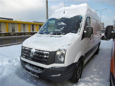 "LKW ""VW Crafter 30 HR-Kasten Entry MR TDI"", - Cars and vehicles"