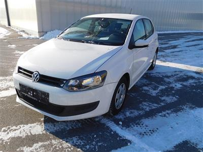 "PKW ""VW Polo Trendline 1.2 TDI"", - Cars and vehicles"