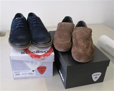 2 Paar Schuhe Strellson, Postal Service Special auction