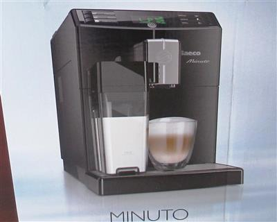 Kaffee-Vollautomat Saeco Minuto, - Postal Service - Special auction