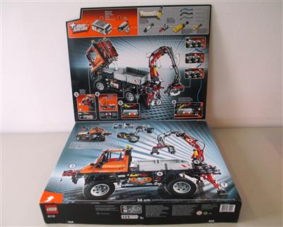 Lego-Technic Type 8110, - Postal Service - Special auction