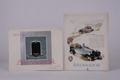Brennabor - Vintage Motor Vehicles and Automobilia