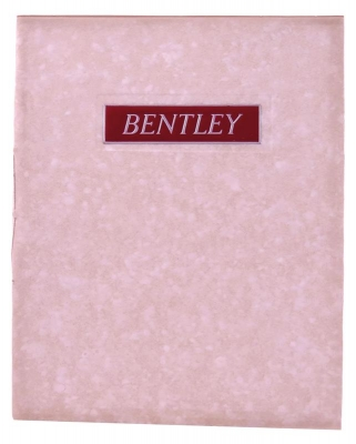 Bentley - Automobilia