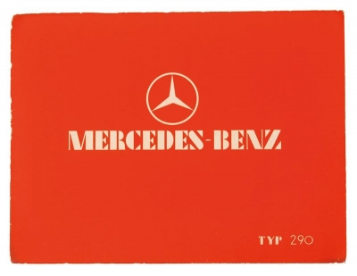 Mercedes-Benz - Automobilia