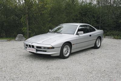 1992 Bmw 850i Classic Cars And Automobilia 20151017