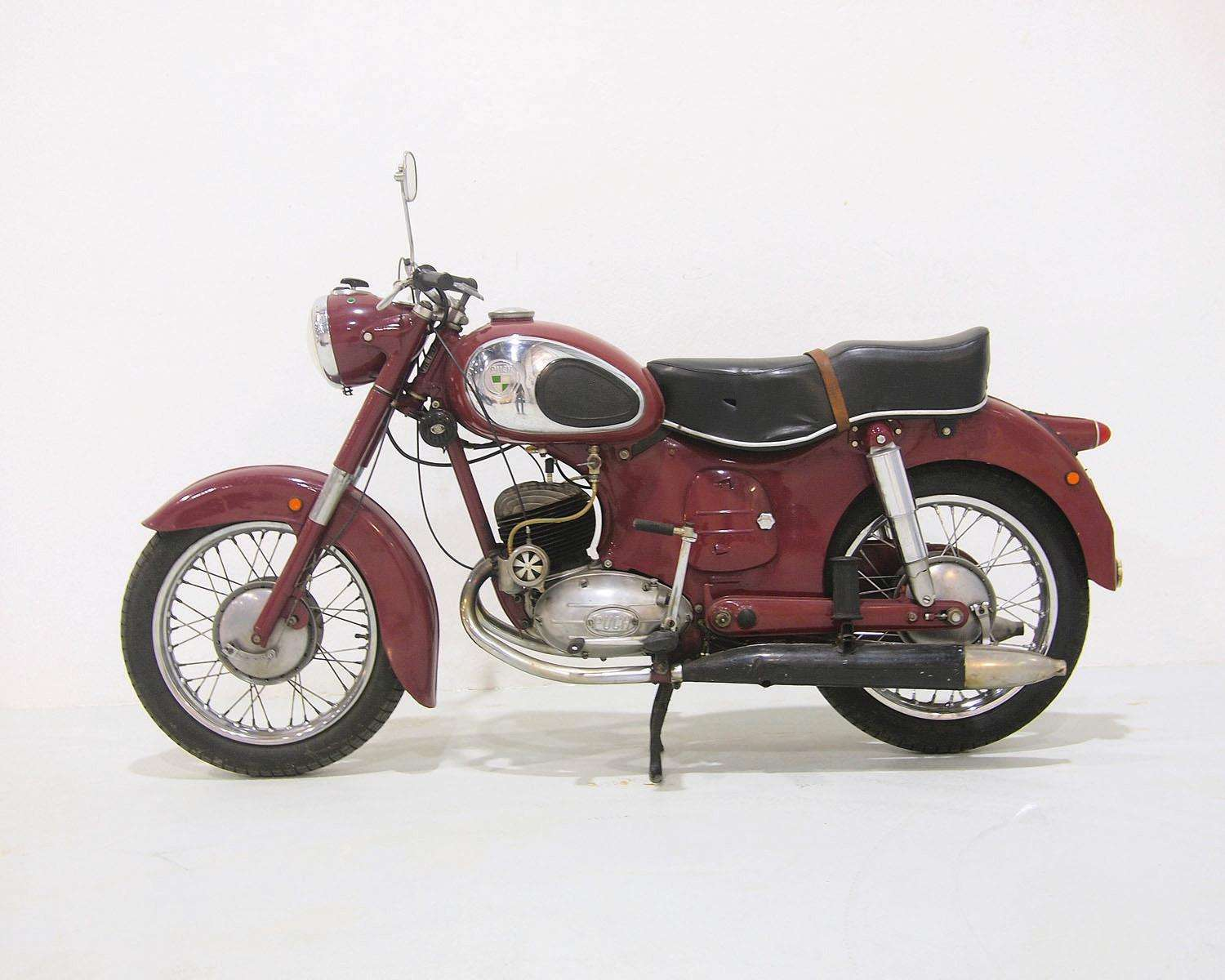 1956 Puch 125 SVS (no reserve) - Classic Cars 2016/06/18