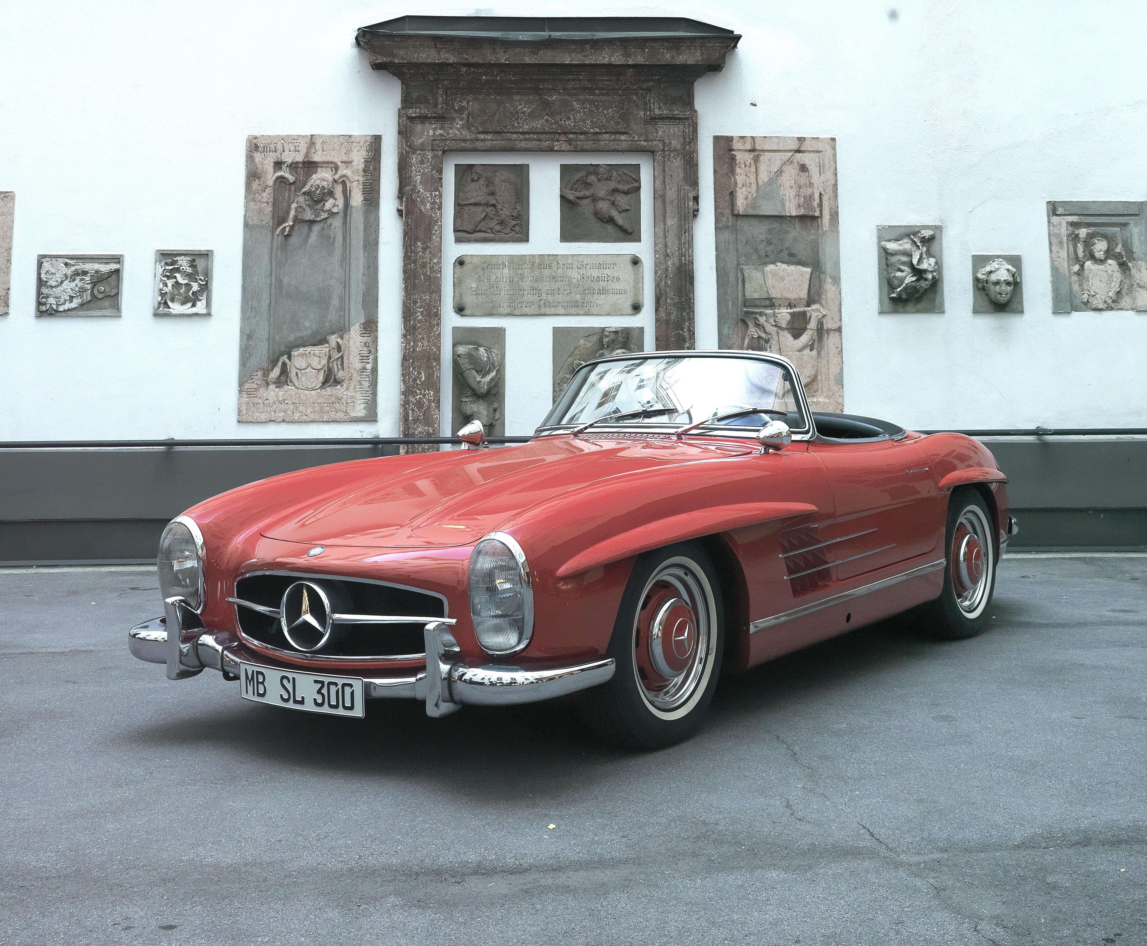 1958 Mercedes Benz 300 Sl Roadster Classic Cars 2016 10 15 Realized Price Eur 1 067 000 Dorotheum