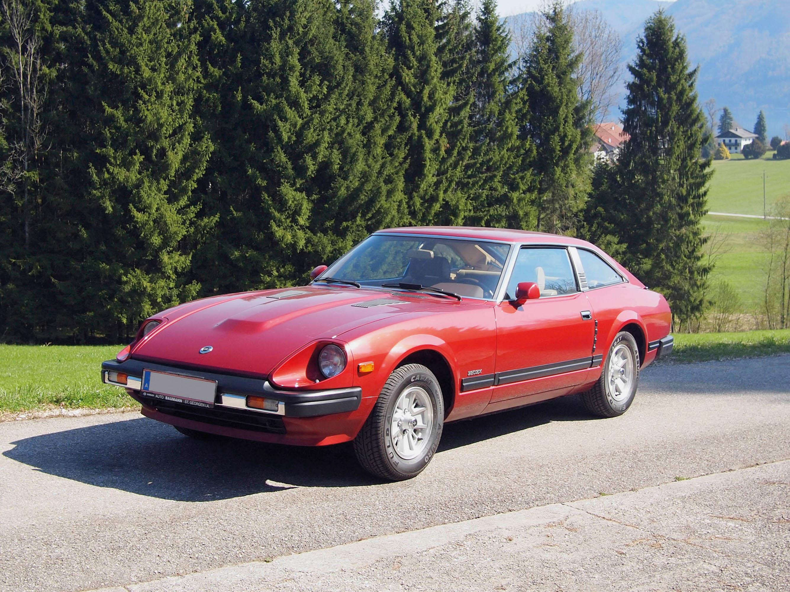 1980 Datsun 280 ZX - Classic Cars 2017/06/24 - Realized price: EUR