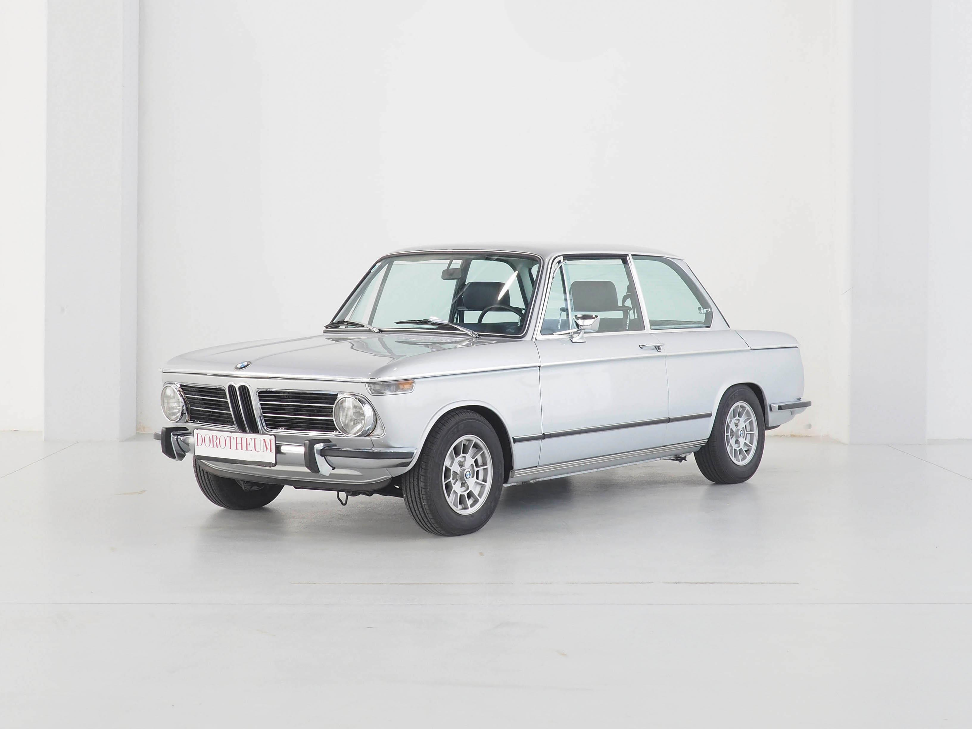 1973 Bmw 2002 Tii Classic Cars 2017 10 21 Realized Price Eur 33 350 Dorotheum