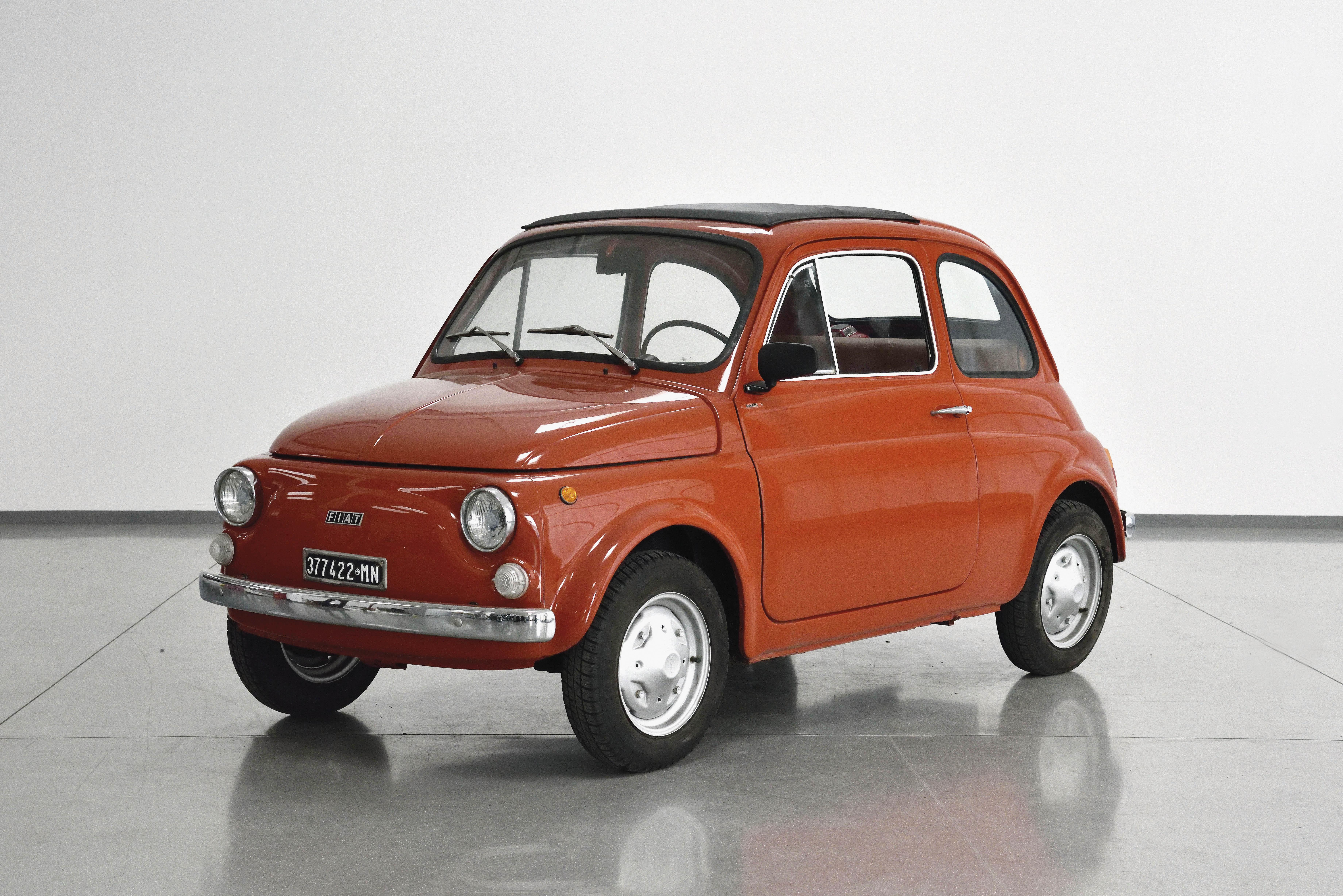 1974 Fiat 500 R Classic Cars 2018 06 23 Realized Price Eur