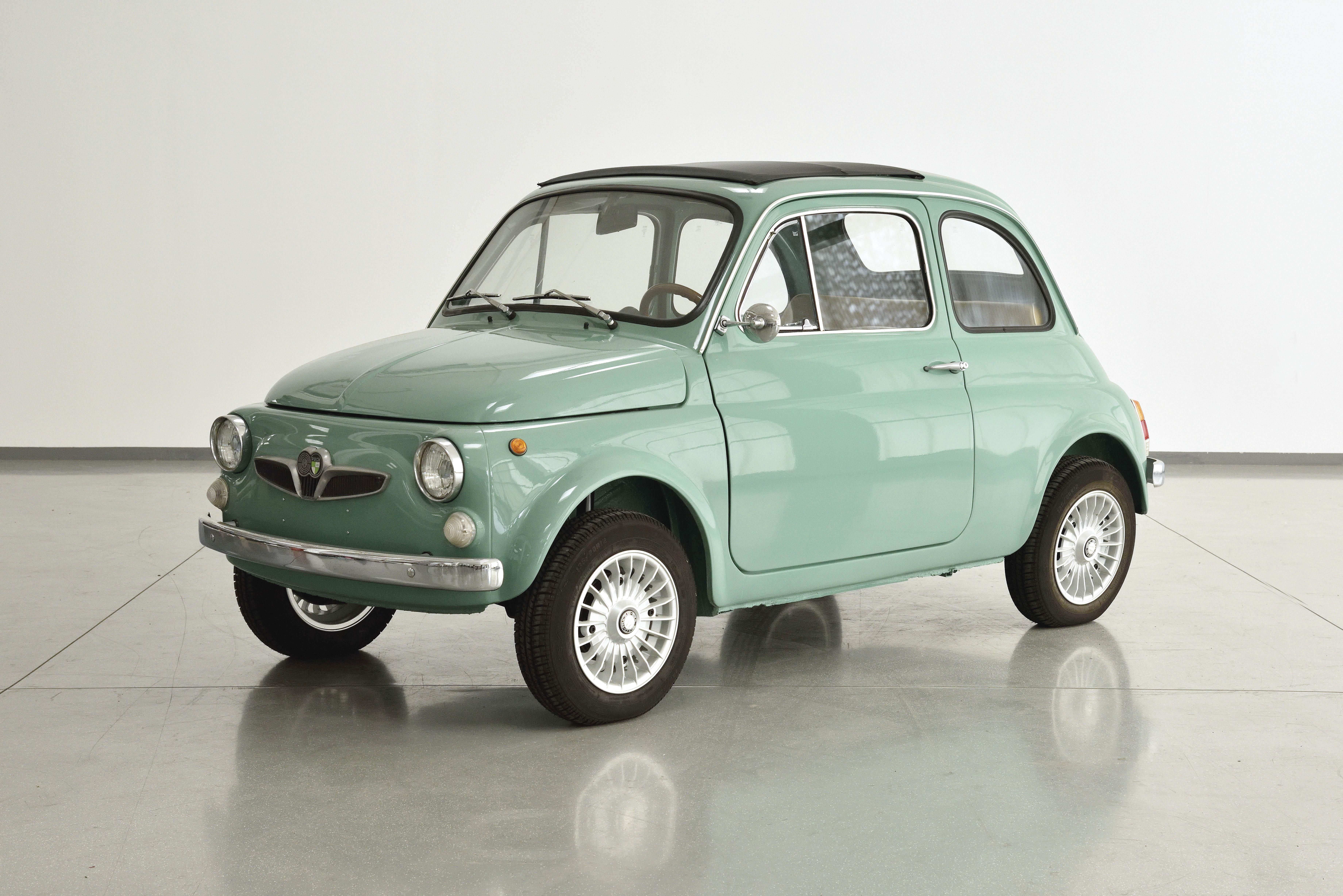 1975 Fiat 500 R Classic Cars 2018 06 23 Realized Price Eur