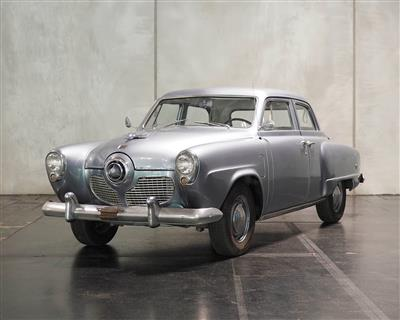 1951 Studebaker Champion Regal * (ohne Limit/no reserve) - Classic Cars