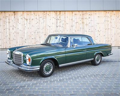 1970 Mercedes-Benz 280 SE Coupé - Classic Cars