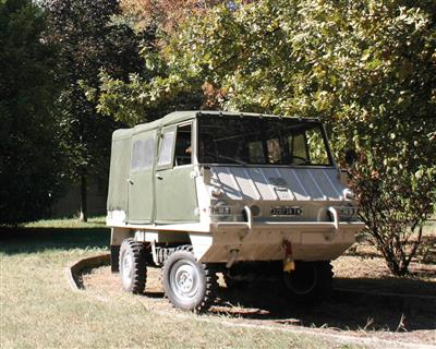 1972 Steyr-Puch 700 AP Haflinger - Classic Cars