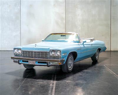 1975 Buick Le Sabre Custom 455 Convertible * (ohne Limit/no reserve) - Classic Cars