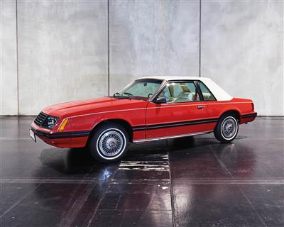 1980 Ford Mustang Ghia 3.3 * (ohne Limit/no reserve) - Klassische Fahrzeuge